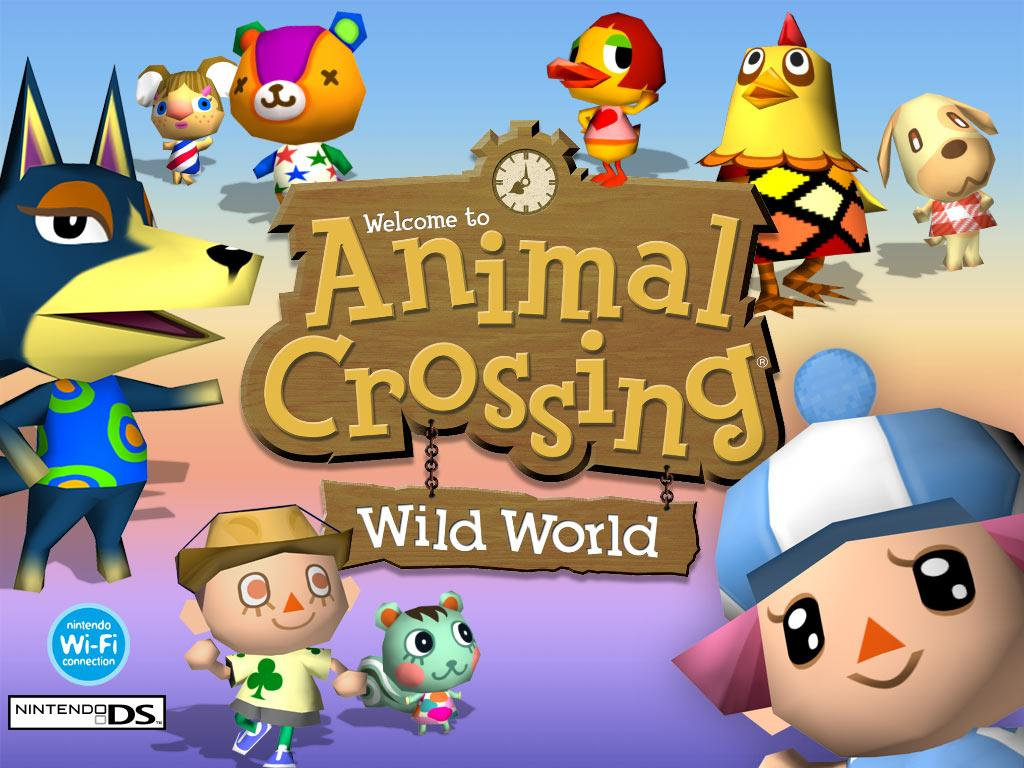 Animal Crossing DS/Wii 2