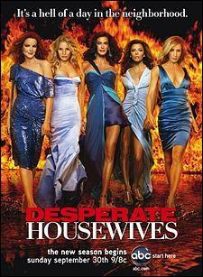 Combien d'épisodes compte la saison 4 de Desperate Housewives ?