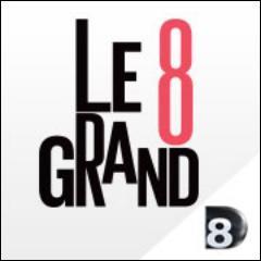 Quelle actrice de la série est passée en mai 2013 dans l'émission de Laurence Ferrari  Le Grand 8  sur D8 ?
