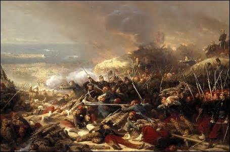La guerre de Crimée (1854 à 1856) fut pour moi surtout une victoire diplomatique avec les Ottomans (turcs) , les Anglais et le royaume de Sardaigne, malgré de mauvaises conditions sanitaires; des problèmes d'approvisionnement; des généraux nommés plus par opportunisme que par leurs compétences et une épidémie de choléra qui fit de nombreux décès, quel ennemi fut tout de même vaincu ?