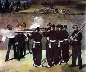 J'engage mes troupes au Mexique (expédition) , mon objectif est de mettre en place un régime favorable aux intérêts français pendant que les États-Unis se déchirent dans  la guerre de sécession , de quelle année à quelle année eut lieu cette expédition ?