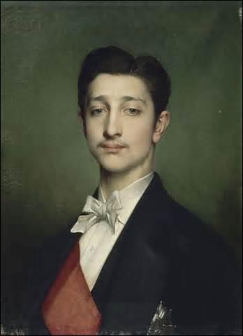 Ma compagne donne naissance le 16 mars 1856 de notre fils unique, comment se prénomme t-il ?