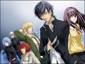 Sakura est témoin d'un meurtre un soir. C'est alors que le meurtrier se trouve être le nouveau voisin de classe de celle-ci. Quel est ce manga ?