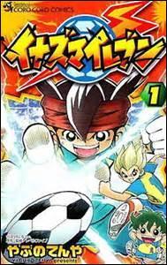 Un capitaine d'équipe veut ressusciter la renommée de l'équipe de foot légendaire de son défunt grand-père. Quel est ce manga ?