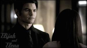 Où Elena poignarde-t-elle Elijah ?