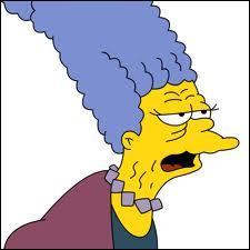 Comment s'appelle la mère de Marge ?