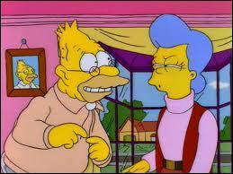 Comment s'appellent les parents d'Homer ?