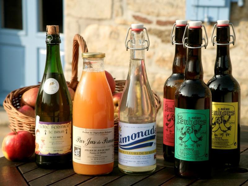 D'où viennent ces boissons ?