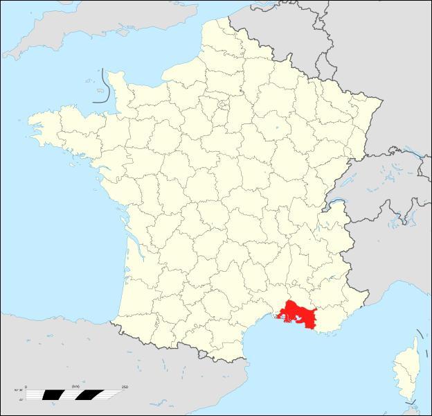 Les Bouches-du-Rhône