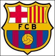 Quel est le nom du club auquel correspond l'écusson ?