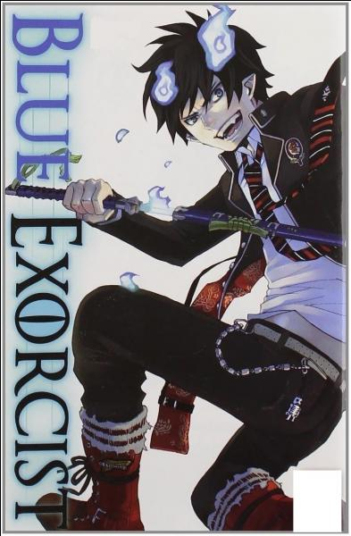 Qui édite  Blue Exorcist  en France ?