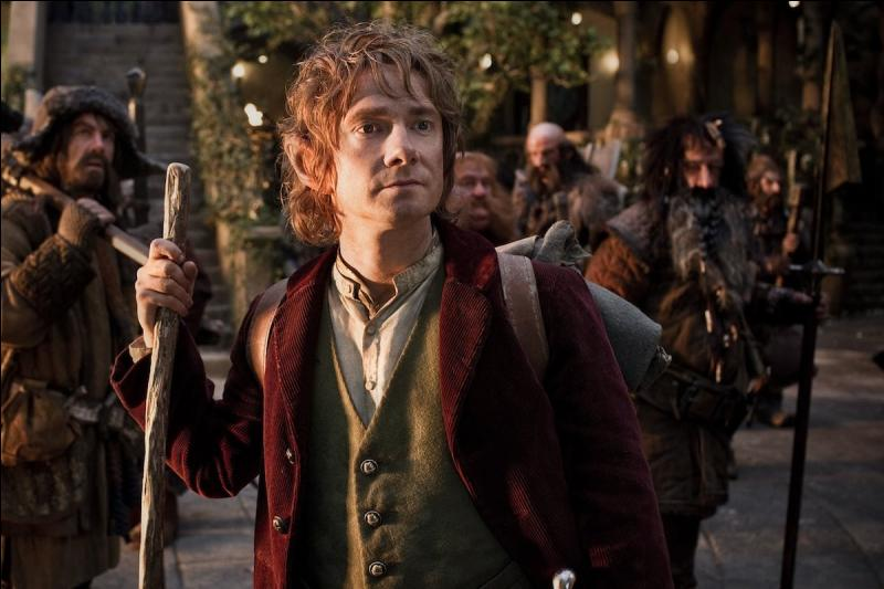 J'ai été un Hobbit mais aussi un astronaute malgré moi, dans quel film ?