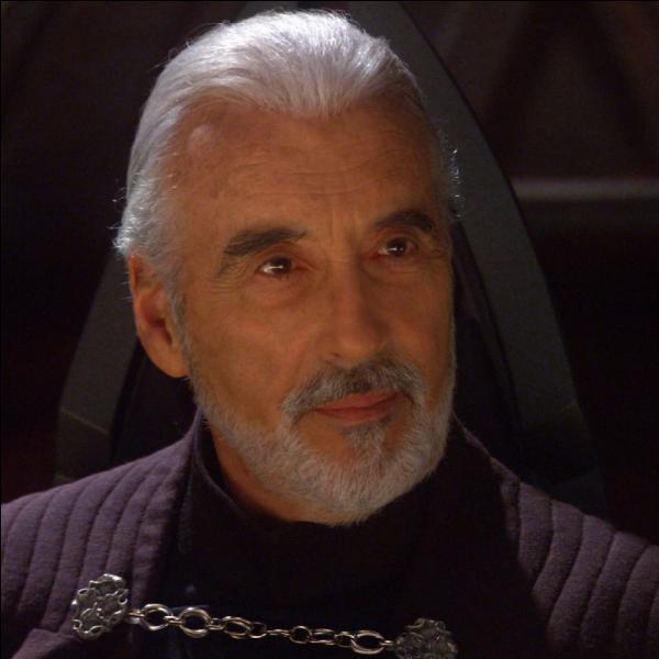Célèbre Jedi, dans quel film ai-je incarné un mage ?