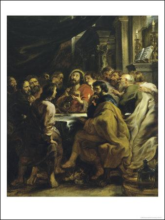 Peter Paul Rubens, peintre non italien, s'y colle vers 1632. Quelle est sa nationalité ?