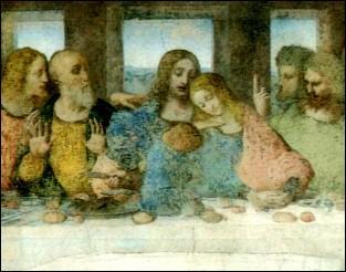 Qu'a fait Léonard au prieur du couvent, qui s'impatientait de la lenteur du travail ?