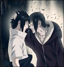 Que dit-il à Sasuke avant de partir, une fois l'Edô Tensei annulé ?