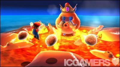 Dans quel Mario Galaxy se trouve ce boss ?