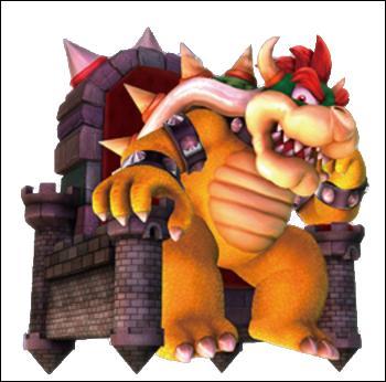 Dans Mario Galaxy 2, Bowser dirige ...