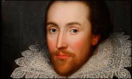 Quelle langue est communément appelée  la langue de Shakespeare  ?