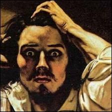 Quel est ce peintre français novateur et provocateur, tête de file du mouvement réaliste ?