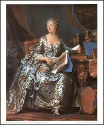 Quel est ce peintre français du XVIIIe siècle, portraitiste et pastelliste célèbre ?