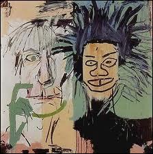 Quel était cet artiste peintre de la mouvance  néo-expressionniste  né à Brooklyn en 1960, ami d' Andy Warhol ?
