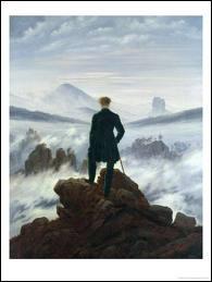 Quel était ce peintre considéré comme l'un des plus influents du mouvement romantique allemand du XIXe siècle ?