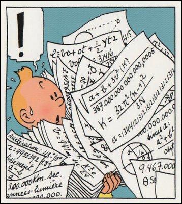 Mathématiciens, j'ai résolu le problème ! Il s'agit d'une embrouille :