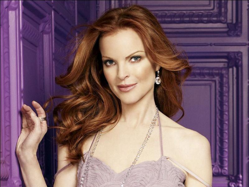Qui joue Bree Van De Kamp dans desperates housewives ?
