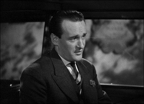 Quel est le premier film de la période américaine d'Alfred Hitchcock ?