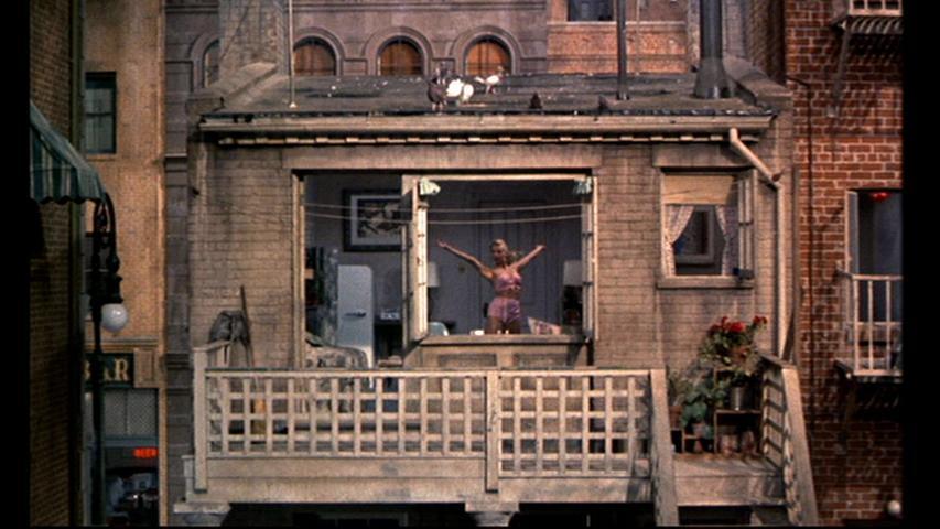 Fenêtre sur Alfred Hitchcock
