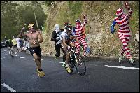 Bon, vous savez tous que Christopher Froome a remporté le Tour de France de 2013. Mais d'ailleurs, quel était le numéro de son dossart ?