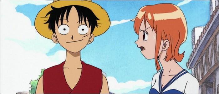 Épisode 5 - Luffy parle à Nami pour la première fois. Qu'apprenons-nous sur cette demoiselle ?