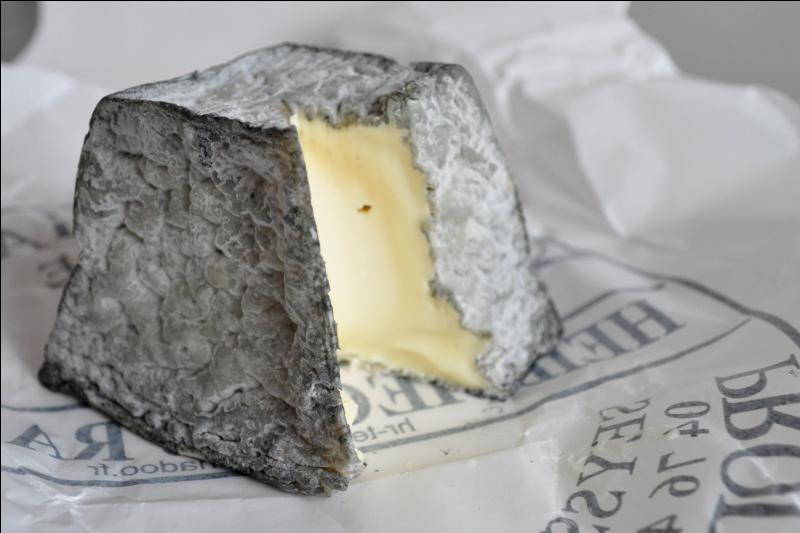 Comment s'appelle ce fromage à la curieuse forme de pyramide tronquée ?