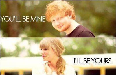 Quel est le surnom qu'Ed Sheeran donne à Taylor ?