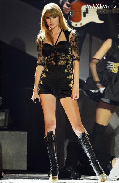 Quel est le premier hit de Taylor ?