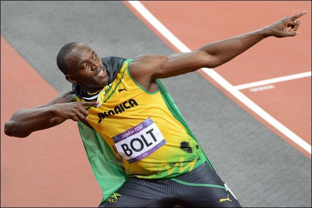 Et une référence sportive pour finir : quelle est la meilleure performance de l'histoire sur 100 mètres en athlétisme ?
