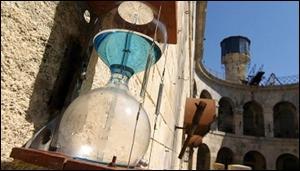 Comment appelle t-on une horloge à eau ?