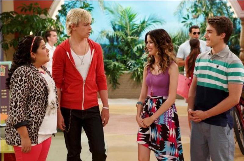Comment Austin a-t-il découvert qu'il a des sentiments pour Ally ?