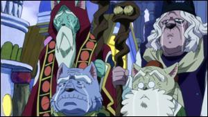 """Lequel de ces Exceeds fait partie des """"Quatre aînés d'Extalia"""" ?"""