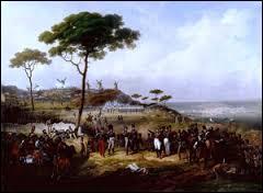 Quel était le but de l'expédition d'Espagne (1823) ?