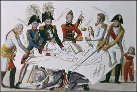 Quel congrès redéfinit les contours de l'Europe, déstabilisée par les guerres napoléoniennes ?
