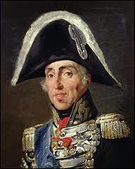 Louis XVIII redevient roi de France en 1815 et cherche à instaurer une politique modérée. Ce qui n'est pas le cas de son frère, futur Charles X. De quelle force politique ce dernier était-il le chef ?