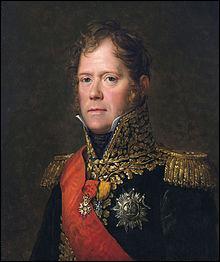 Ancien maréchal napoléonien, il est condamné à mort par la Chambre des pairs et est exécuté le 7 décembre 1815. De qui s'agit-il ?