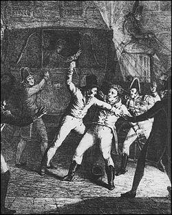 En 1820, le duc de Berry est assassiné. Qui était-il pour Louis XVIII ?