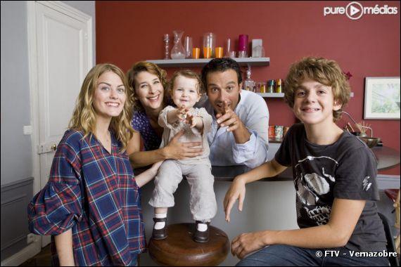 Comment s'appellent les trois enfants de la famille Bouley ?
