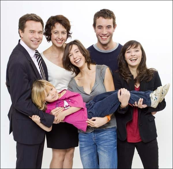Comment s'appellent les quatre enfants de la famille Lepic ?
