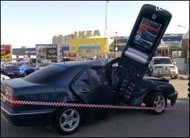 C'est un  appel  aux accidents stupides ! L'arnaque où le téléphone ne sonne qu'une fois qu'on rappelle pour se retrouver sur un numéro surtaxé est apparue en France :