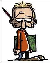 C'est un écrivain, humoriste et illustrateur français :