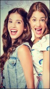 Quel est le surnom attribué respectivement à Violetta et à Camila ?